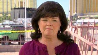 Las Vegas shooting survivor shares her story
