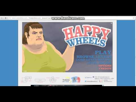 Игры Хэппи Вилс Happy Wheels онлайн играть в