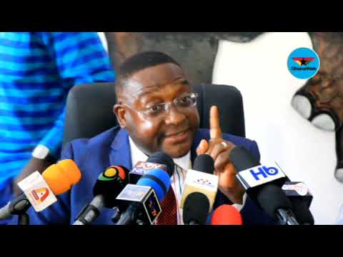 Leaked audio saga: NDC intends to manipulate the police - NPP