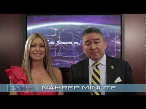 ESN 6 Why banks NEED more Latino REO agents. Ascencio excites crowd at NCLR