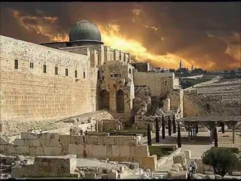 Jeruzalem stad van goud