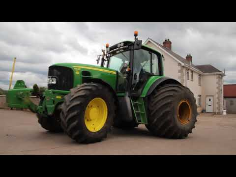 Seskinore Young Farmers Tractor Run 2017