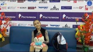 "🥇 [142.45] Камила ВАЛИЕВА / Kamila Valieva - ""Hope Russia"" - Girls, KMC - Free Skating - 2019.04.05"