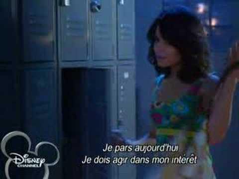 High School Musical 2 - I Gotta Go My Own Way Sous Titré Fr