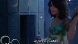 high school musical 2 - I Gotta Go My Own Way sous titré fr