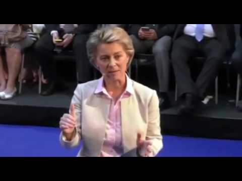 EPPTALKS with Ursula von der Leyen (St. Géry Dialogue)