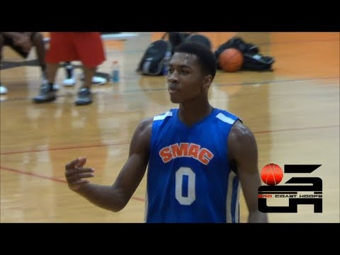 Justin Layne - Benedictine High School - Class of 2016, Adidas All In Classic Mixtape