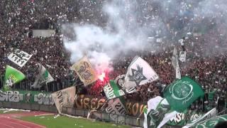 Derby 117 Wac vs Raja, L'Imbratouriya