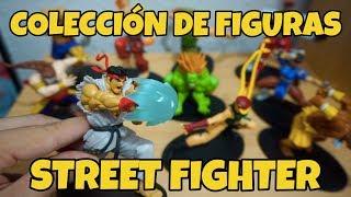 Download lagu 🔥¡HADOUKEN!🔥 ¡Increíble colección de figuras de STREET FIGHTER!