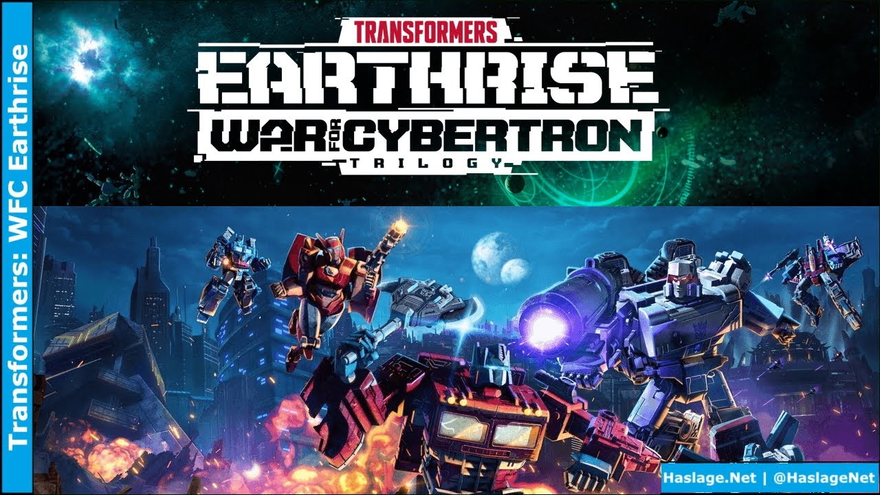 Transformers: War For Cybertron Earthrise Review by HNE Games - SPOILERS!
