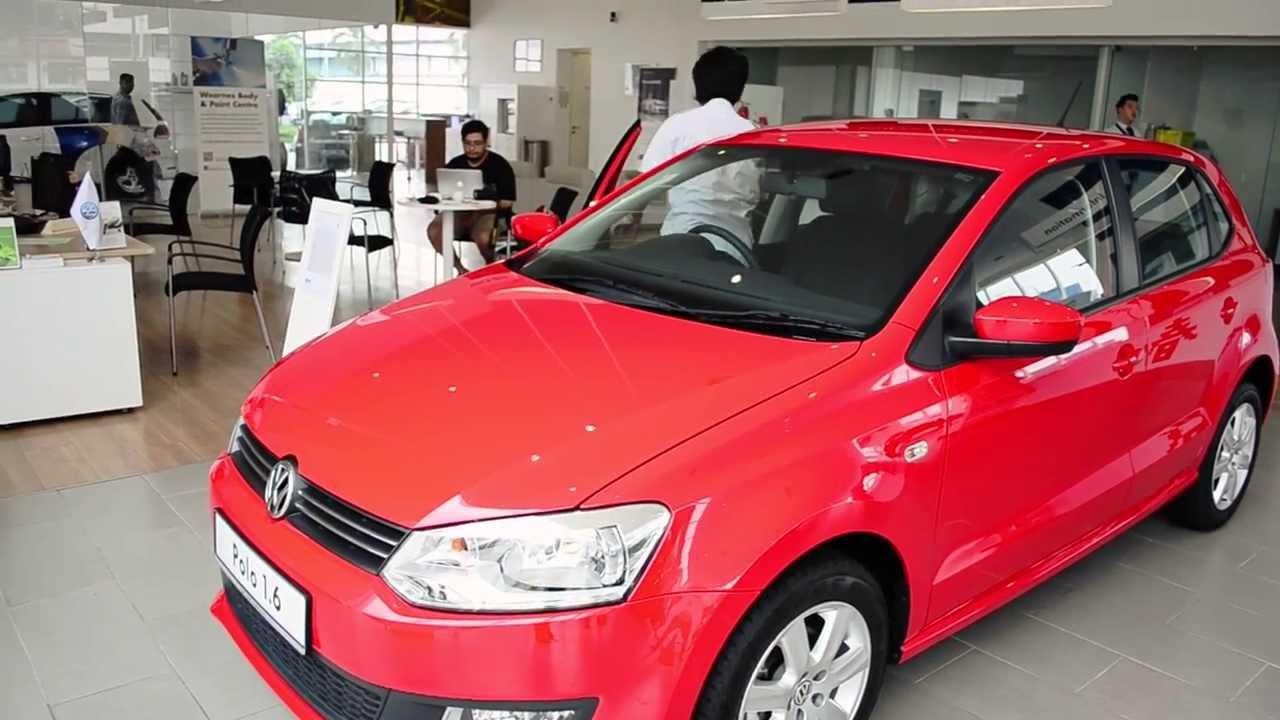 Volkswagen Polo 1.6 Hatch CKD Malaysia Walk-Around - paultan.org - YouTube