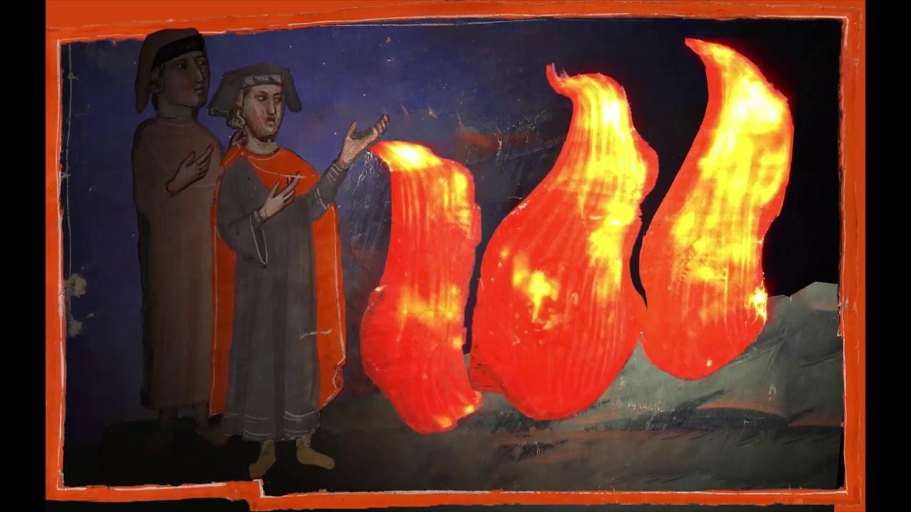 """""""Per seguir virtute e canoscenza"""": la III A celebra il Dantedì"""
