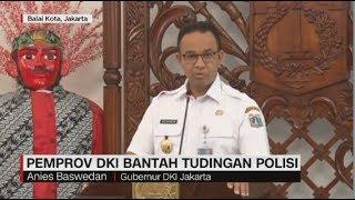 Pemprov DKI Bantah Tudingan Polisi Soal Ambulans