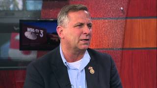 Talking Politics with Rep. Mike Bost on WSIL - T.V.