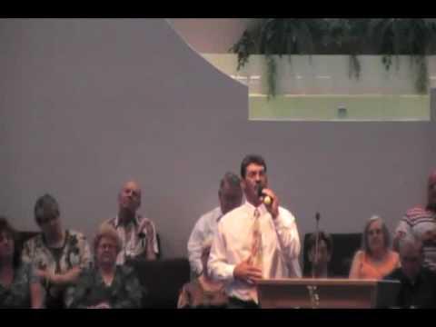 Ernie Thompson - Midnight Oil in Prayer.flv