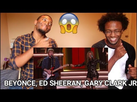 Beyoncé, Ed Sheeran & Gary Clark Jr. Tribute Stevie Wonder (REACTION)