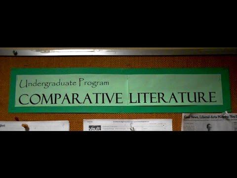 UC Berkeley Comparative Literature - Faculty and Undergrads