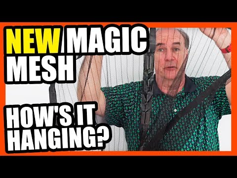 NEW Magic Mesh Review- As Seen On TV