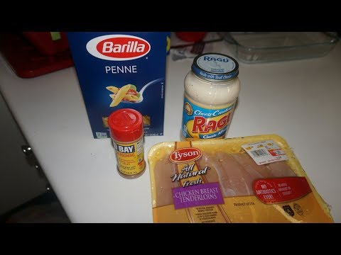 HOW TO MAKE CAJUN CHICKEN ALFREDO SIMPLE & EASY!!