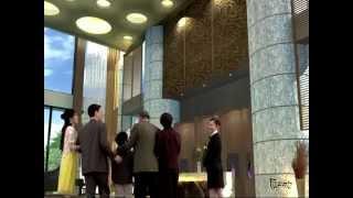建築動畫 山圓建設 板橋【新巨蛋】聖工坊2006