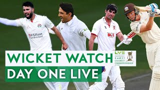 Download 🔴 LIVE Wicket Watch Day 1 Hosted by WeCricket | Final Round LV= Insurance County Championship