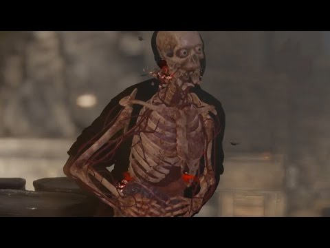 Sniper Elite 4: Explosive Gameplay