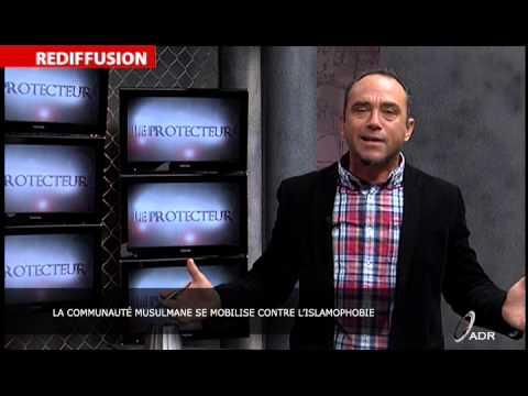 Mobilisation contre l'islamophobie - Stéphane Gendron
