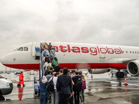 Flight Report - Atlasglobal Airbus A321 Istanbul to Izmir