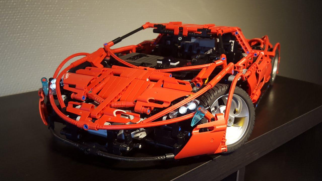 Lego McLaren P1 - YouTube