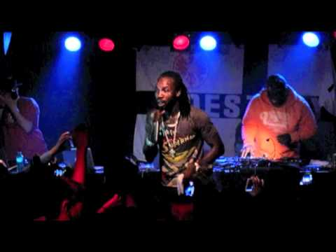 Full Show: Mavado LIVE in Frankfurt 05.04.2012 Soundbwoys Destiny
