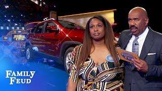Car Stars: Haywood Family 🚗⭐️   Family Feud