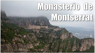 Испания: Монастырь Монсеррат  |  Spain: Monasterio de Montserrat