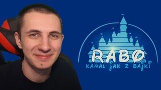 RABO - KANAŁ JAK Z BAJKI! | Zwiastun kanału