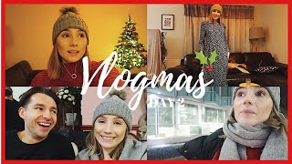 TAKING YOU TO REHEARSALS AND 10K SUBSCRIBERS | VLOGMAS DAY 2 | Georgie Ashford