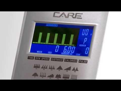 Compteur Du Sprinter Xp Par Care Fitness Youtube