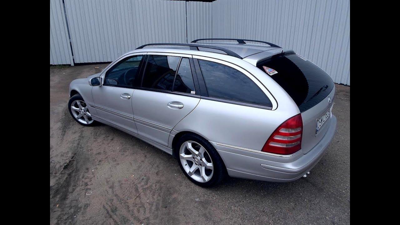 Mercedes Benz W203 2 7cdi Diesel 170km For Sale Sprzedam