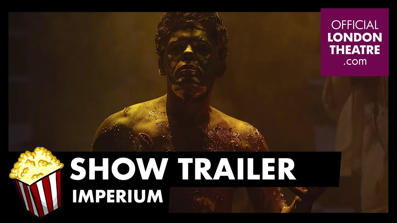 Trailer: Imperium at the Gielgud Theatre, West End