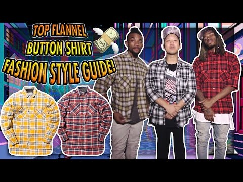 Top Flannel Shirt Fashion Style Guide + Tips FEAR OF GOD x YEEZY E03