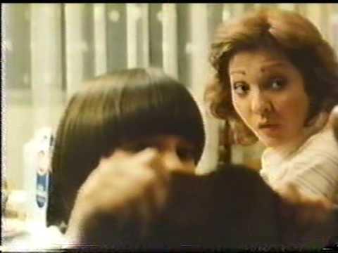 """Jonathan Montenegro con Doris Wells, en """"Más Alla Del Silencio"""" 1985"""