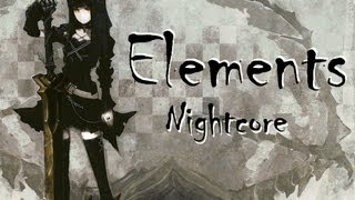 Nightcore - Elements - Lindsey Stirling (Dubstep Violin Original Song) [HQ]