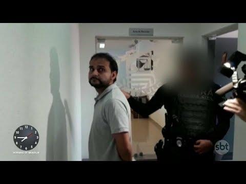 Acusado de abusar de aluna com deficiência mental é preso em SP | Primeiro Impacto (28/02/18)