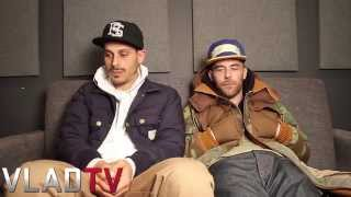 Alchemist & Evidence on Rappers Not Writing Rhymes in the Studio