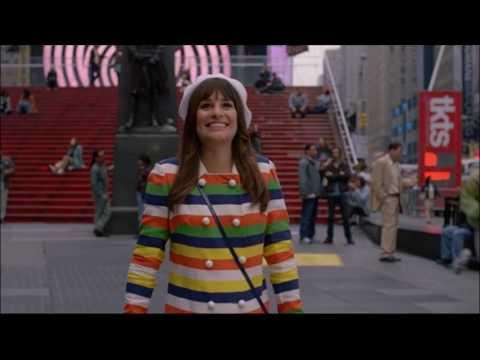 Glee - Arthur's Theme (Full Performance + Scene) 6x06