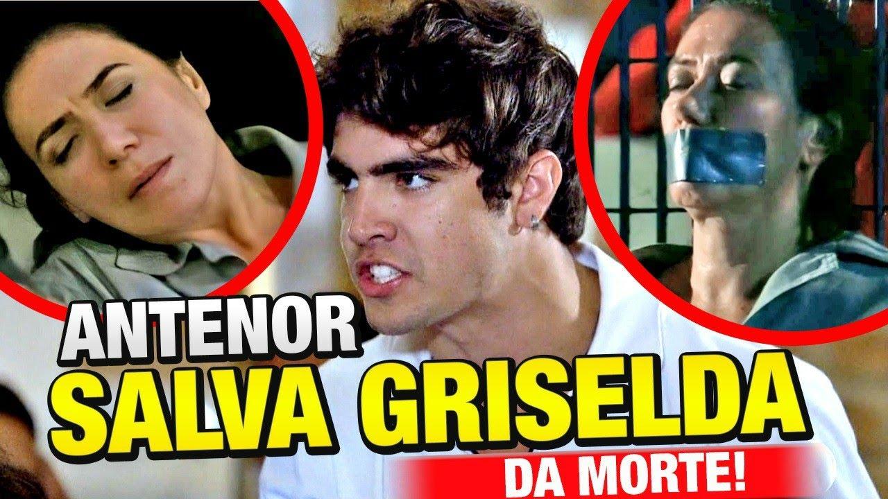 FINA ESTAMPA - O PIOR acontece com GRISELDA! e Antenor faz MILAGRE para salvar sua mãe!
