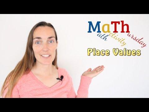 #Math Activity Thursday With Place Value! Kids Math Teacher