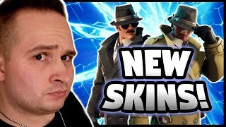 NEW SLEUTH, NOIR & GUMSHOE SKINS!! || FORTNITE: SQUAD MADNESS || INTERACTIVE STREAMER || PS4