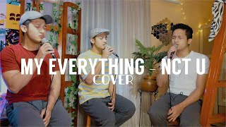 MY EVERYTHING - NCT U ( COVER BY ALDHI ) FULL VERSION