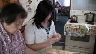 How To Make Chinese Dumpling Recipe  饺子