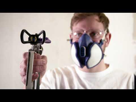 Spritzlackieren leicht gemacht: Hydro-PU-Spray