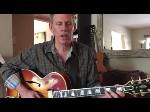 """Bruce Forman Jazz Lesson: """"Telling a Story"""" Using Sequences"""